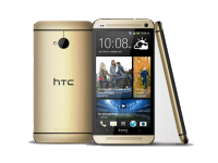 HTC One Golden